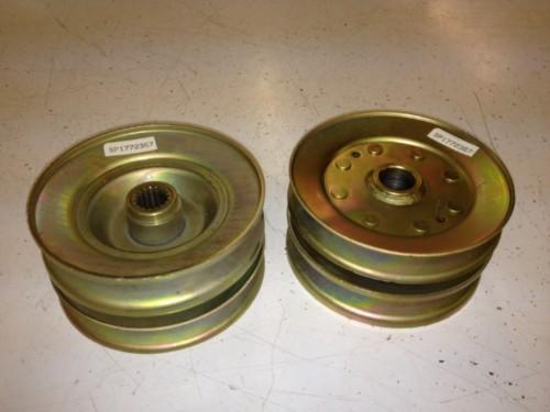 Old Bolens Parts Lookup : Bolens troy bilt assm sheave can be used as