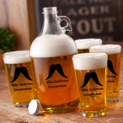 personalized-printed-chin-up-mustache-growler-set-1