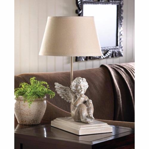 MUSING CHERUB LAMP (1)