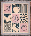C Is For Cat ECO2Cotton Tapestry Throw