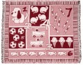 Baby Count 1 2 3 ECO2Cotton Tapestry Throw