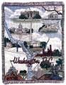 Washington DC Tapestry Throw