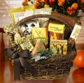 Fall Bountiful Gourmet Meduim Gift Basket