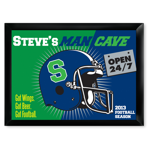 Personalised Man Cave Signs Australia : Personalized open man cave pub sign imallshoppe