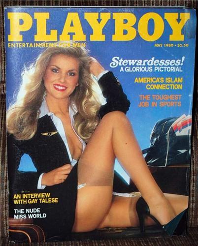 May 1980 Playboy Miss Nude World Neiman