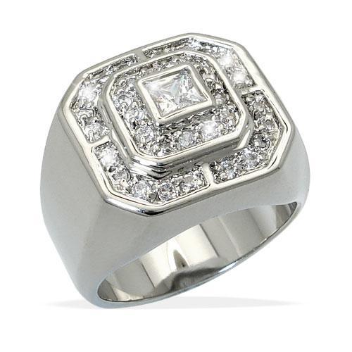 MAN DIAMOND JEWELRY HIP HOP - Diamond Pendants, Gold Jewelry