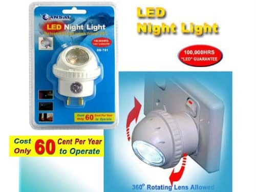 Photo-Electric-LED-Night-Light-with-360degree-Swivel