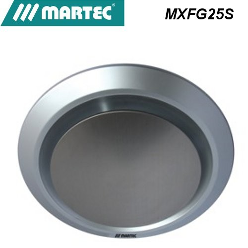 Round Ceiling Exhaust Fan Kitchen Bathroom Martec Gyro Silver Mxfg25s Ebay