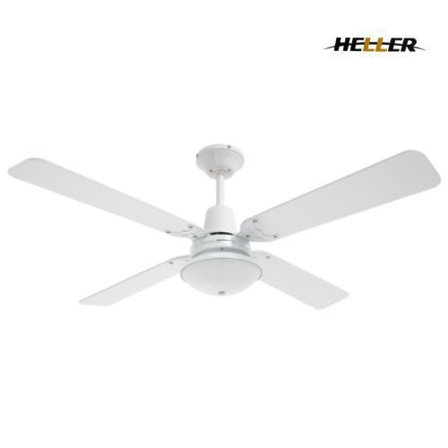 HELLER-4-Blade-1200mm-Maxwell-Ceiling-Fan-with-Light-Reversible-Blades