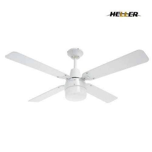 HELLER-4-Blade-Cohen-Ceiling-Fan-with-Clipper-Light