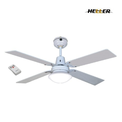 HELLER-4-Blade-SIENNA-Ceiling-Fan-with-Light-Remote
