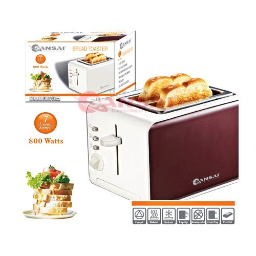 Sansai-2-Slice-Toaster-with-Crumb-Drawer-800W