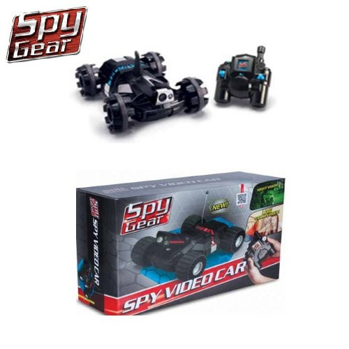 Spy Gear Spy Video RC Remote Control Car