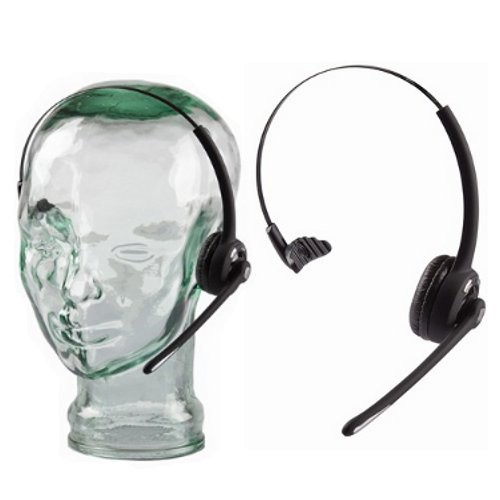 Rechargeable Bluetooth Headset With Mic For Skype