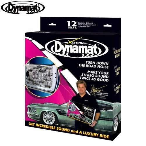 Dynamat Xtreme Door KIT 10435 Sound Deadener CAR Audio