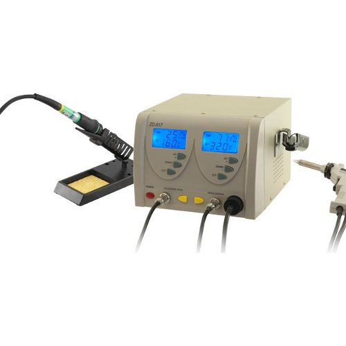 DOSS ZD929B 48W SOLDERING STATION LED DISPLAY DOSS