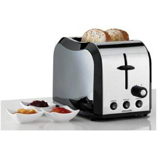 Led Light Toaster ~ Heller slice toaster black hmt b bourne electronics
