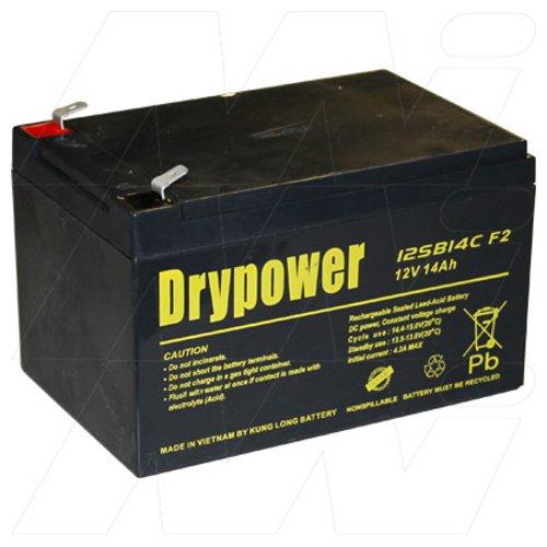 12v 14ah lead acid battery