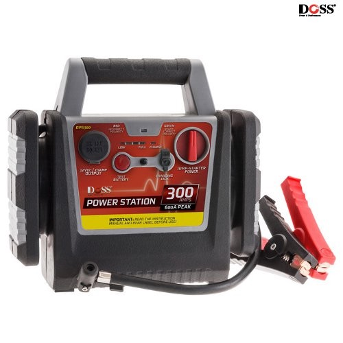 Portable Car Rechargeable Jump Starter 300a Power Station