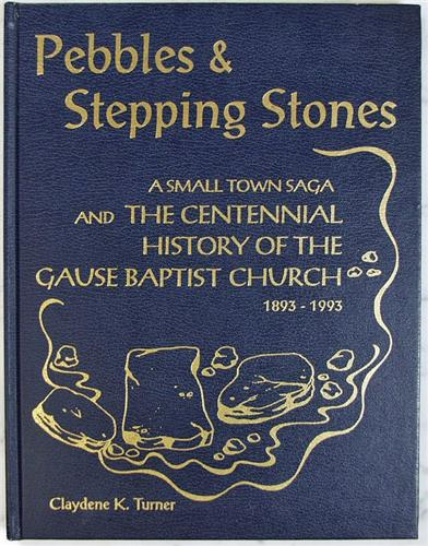 Pebbles stepping stones gause texas baptist church - Stepping stones and pebbles ...