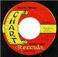 Gordon Terry, A Little Bit - Holding Trouble, Chart Records 59-1049