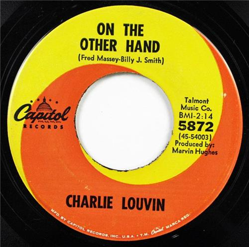 Charlie Louvin, Someone's Heartache - On The Other Hand, Capitol 5872