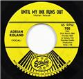 Adrian Roland, Better Judgement - Until The Ink Runs Out, Starday Records 700