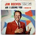 Jim Reeves, I Missed Me - Am I Losing You, RCA Records 47-7800 W/Picture Sleeve