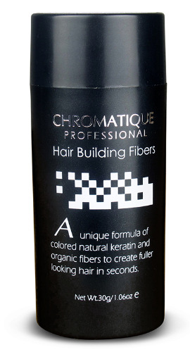 Chromatique Professional Hair Building Fibers Main Web