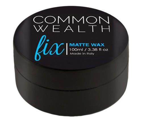 Common Wealth Fix Matte Wax Hair Pomade 100ml