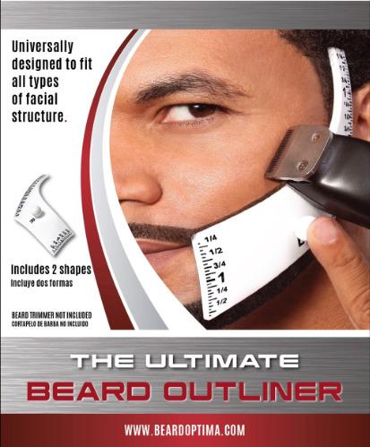 Beardoptima Beard Shaper 1