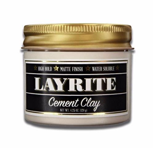 Layrite Cement Hair Clay 4.25oz
