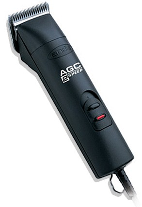 Andis AGC 2-Speed Detachable Blade Professional Pet Clipper 22340