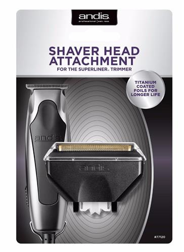 Andis Shaver Head Attachment For Superliner 77120