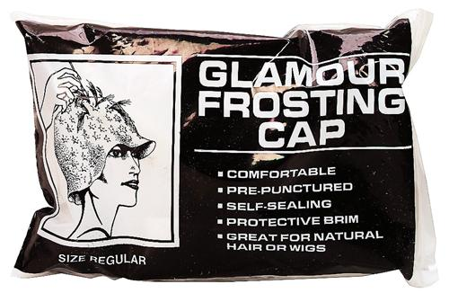 Glamour Professional Salon Frosting Cap  Hair Coloring Tipping Highlighting