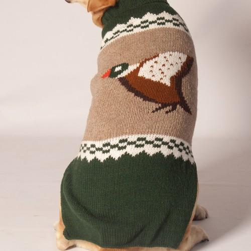 mallard dog sweater.jpeg