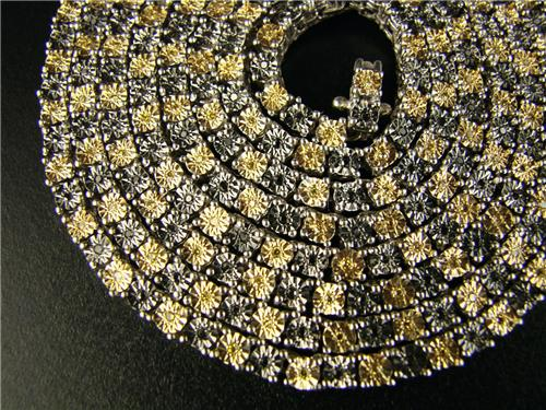 Black And Gold Chain Necklace Gold Chain Necklace 3 ct