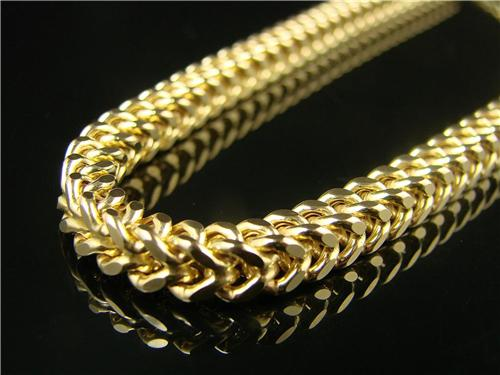10k Gold Cuban Link Chain >> 10K 6 MM YELLOW GOLD 40 INCH FRANCO/BOX CUBAN CHAIN - Jewelry Unlimited