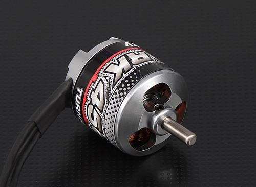 Turnigy park 450 890kv brushless electric outrunner motor for 250 watt brushless dc motor