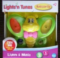 Lights'n Tunes Green musical baby toy