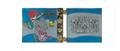 Ariel, Sebastian Flounder Authentic Disney Resort Little Mermaid LE Pin No card
