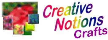 Creative Notions Crafts Logo