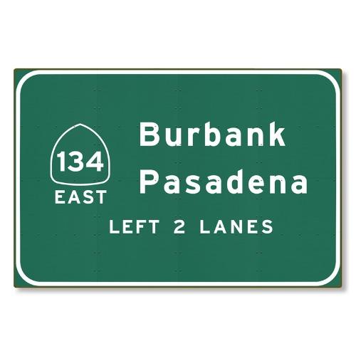 R000198-01b-Los-Angeles-Burbank-Pasadena-California-ca-interstate-highway-metal-steel-wall-decor-art