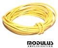 Cable wire-600v yellow 22AWG-11Amp-10 metres