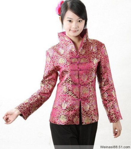 Oriental Chinese Evening Party Wedding Jacket Blazer Coat TL80