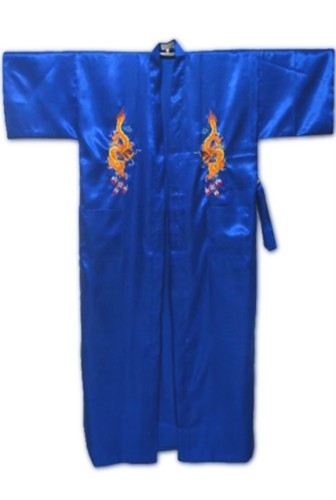 Silk Japanese Chinese Kimono Dressing Gown Bath Robe RU32