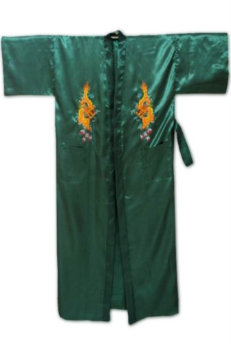 Silk Japanese Chinese Kimono Dressing Gown Bath Robe RU30