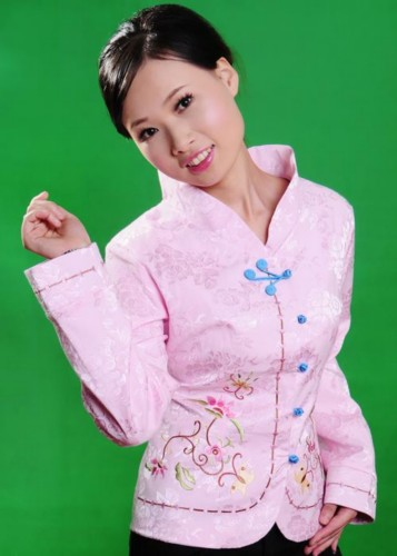Oriental Chinese Evening Party Jacket Coat Blouse TL102