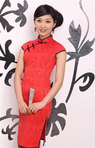 Chinese Fashion Prom Party Evening Short Dress QS108