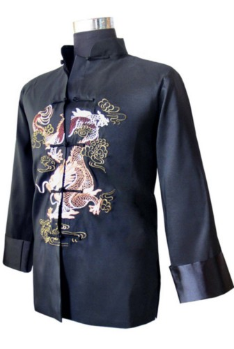 Men's Chinese Mandarin Jacket Kung fu Tai chi Costume TM38